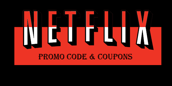 Netflix promo codes and coupons