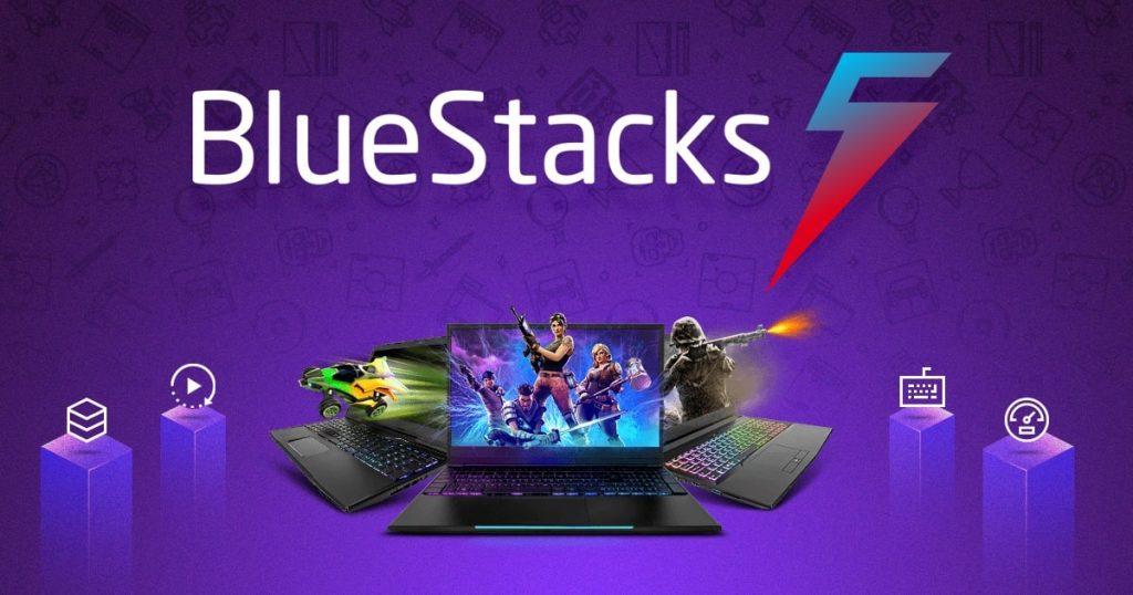 Blue Stack 5