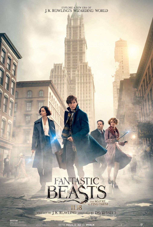 Fantastic Beasts Films