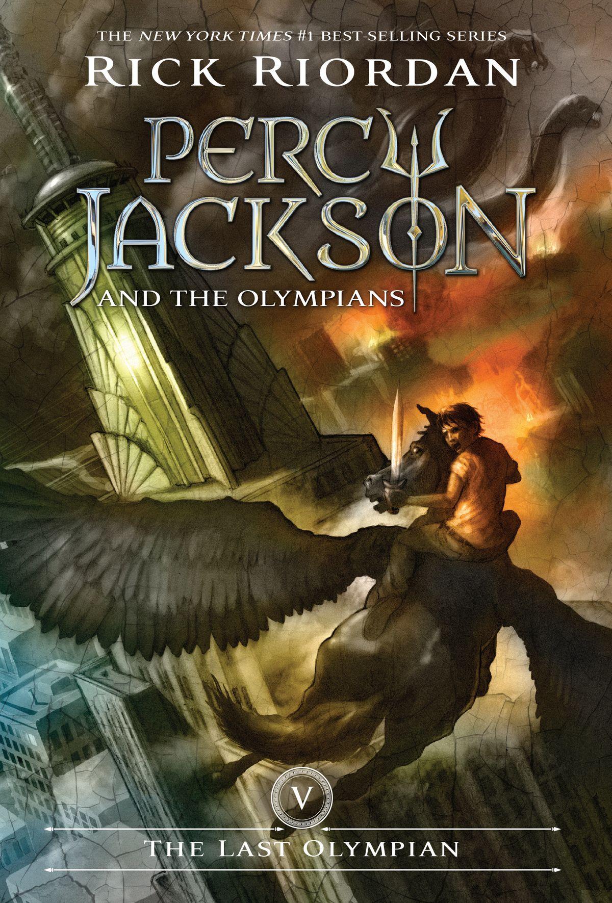 Percy Jackson & The Olympics