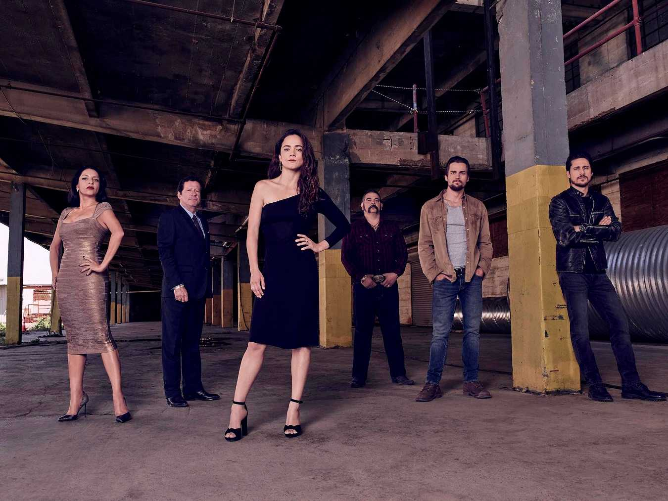 Cast Of Queen Of The South Season 5