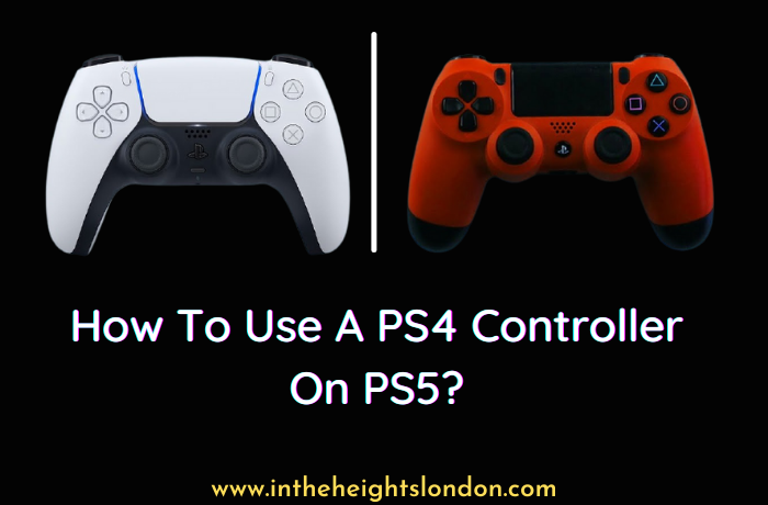 How To Use A PS4 Controller On PS5