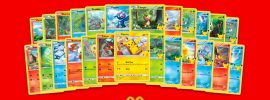 McDonald's Pokemon Card