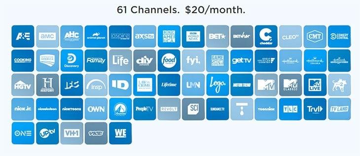 Philo TV Pricing