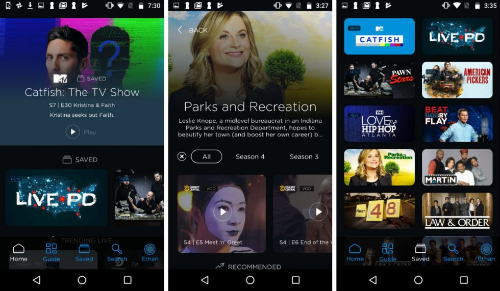 Philo TV on Android
